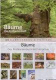 RANNENBERG Bäume Postkartenbuch