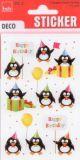 BSB Pinguine - Happy Birthday Sticker