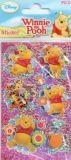 BSB Disneys Winnie Pooh pink 3D Creativ Sticker