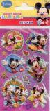 BSB Disneys Mickey & Minnie 1 3D Creativ Sticker