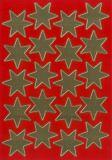 Herma 20 Goldene Sterne Sticker