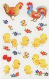 BSB Hühner & Küken Sticker