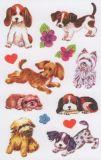 Z-Design cute dogs stickers