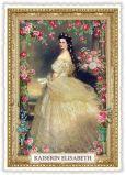 TAUSENDSCHÖN Kaiserin Elisabeth / Sissi Postkarte