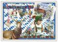 TAUSENDSCHÖN Gruß aus München Postkarte