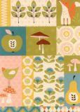 WENDEKREIS Jardin Bleu Postkarte