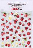 HobbyFun Marienkäfer Hobby-Design Sticker