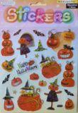 Happy Helloween -  Stickerbogen