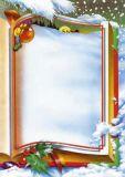 DECAdry Weihnachtsbuch Briefpapier A4