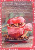 HARTUNG EDITION Es ist Weihnachten, wenn... IN TOUCH Postkarte