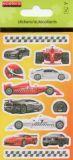 ECETERA Autos Glitter Sticker