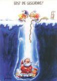 RANNENBERG Erst die Geschenke! Postkarte
