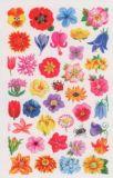 Z-Design Kleine Blüten Sticker